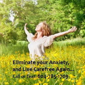 Eliminate the anxiety you feel, and Live Carefree Again