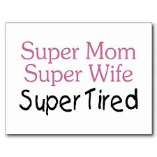 super tired mom 2