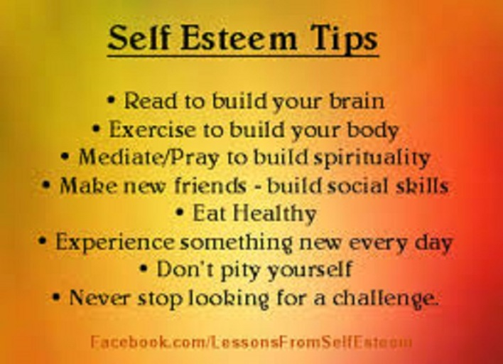 the benefits and importance of boosting self esteem in children